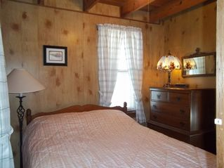 Port Sanilac cottage photo - Downstairs Bedroom