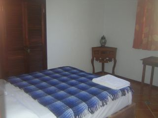 Bacalar house photo - Bedroom 1 with new queen size bed.