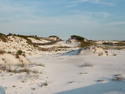 The Amazing Dunes at WaterSound Beach - A Place for Family Memories