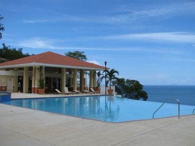 Infinity Pool and Gazebo for Activities