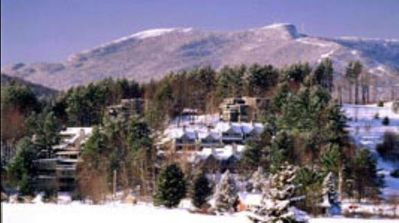 Mountainside Mount Mansfield View