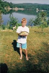Brant Lake house photo - Great Fishing Too!
