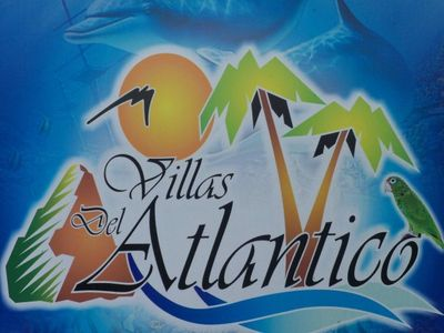 Logo of Villas del Atlantico in Rincon, Puerto Rico