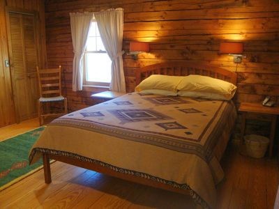 Bridgewater Corners cabin rental - Master bedroom