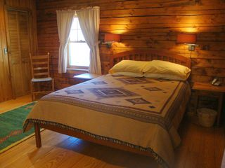 Bridgewater Corners cabin photo - Master bedroom