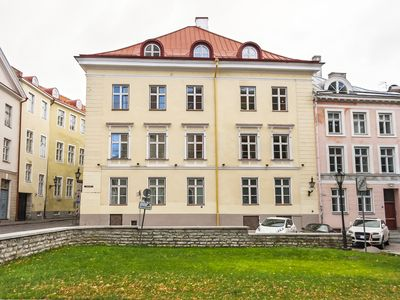 Rataskaevu guest apartment in the centre of historical old town of Tallinn