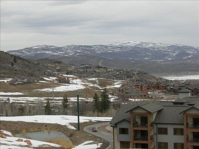 The Canyons condo rental - Mountain View at Park City, UT Condo at Canyons Ski Resort