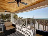 Eventide Oasis: Luxury private beach-front single family home with pool