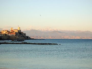 Excursion Antibes, Juan les Pins