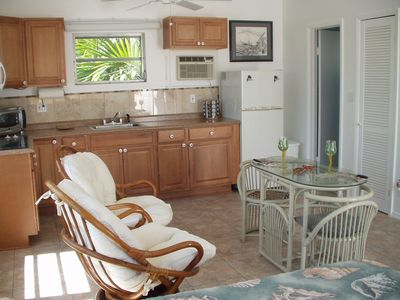Ramrod Key cottage rental - Living Area