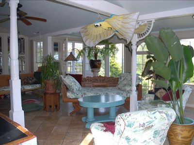 Jamestown (Conanicut Island) estate rental - Sun Porch