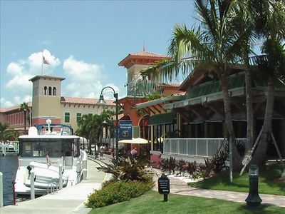 Cape Coral house rental - Cape Harbour is close by with great restaurants and a great coffee store