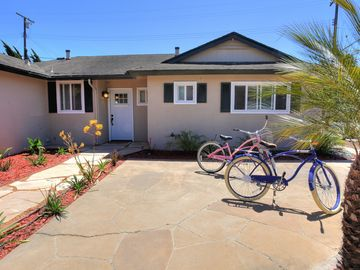 Hope Ranch house rental - Bikes Included