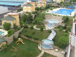Alanya apartment photo - Garden and Big swimmingpool
