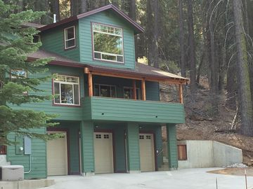 Yosemite National Park house rental