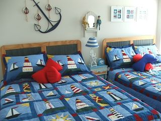 Wildwood condo photo - Two Queen Beds