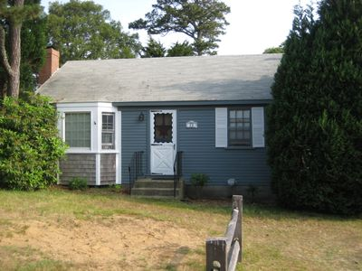Chatham cottage rental - Front of home