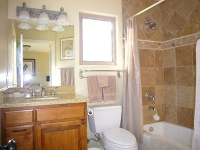 2nd attached bathroom