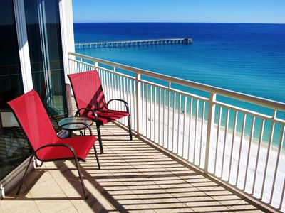 Still Available July 4-11, Book Today! Beautiful Gulf Views from this Condo!