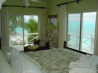 Great Exuma villa photo - Sunrise north bedroom