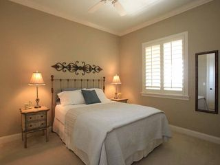 Flagler Beach condo photo - Comfy Queen Room overlooking the IntraCoastal.