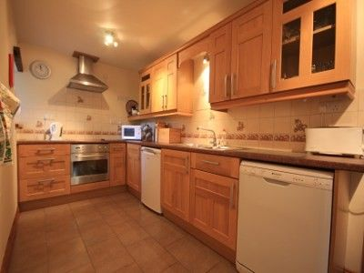 Coniston barn rental - Kitchen
