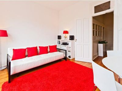 Vitoria apartment rental - Living Room