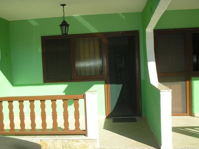 House in gated community in Pero 400 meters from the beach