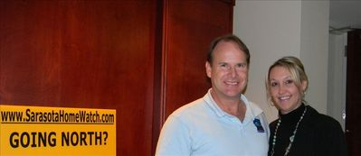 Dan & Suzy Brassil -Sarasota Homewatch. Let us take care of your vacation re