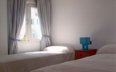 Playa Flamenca apartment rental - Twin bedroom