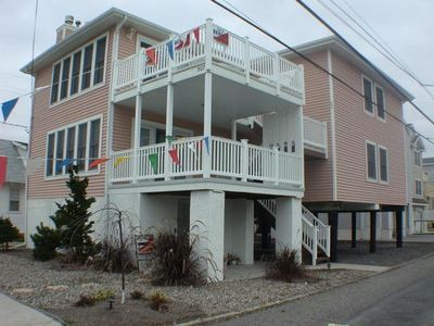 Ocean City New Jersey Shore House Rental, 2nd Floor