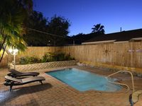 Pool Home in the Pinecraft area Close to Downtown and Beaches.