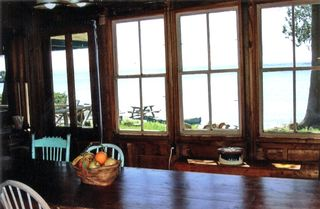 South Hero house photo - Dining
