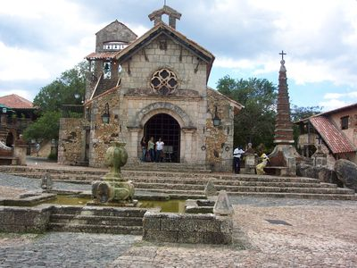 Altos de Chavon (Heights of Chavon River) - 16th century village