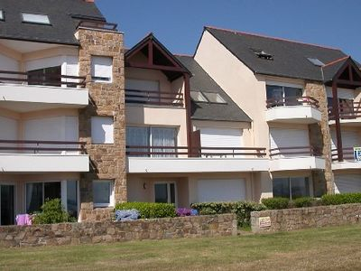 Holiday apartment, close to the beach, Perros-guirec, Brittany