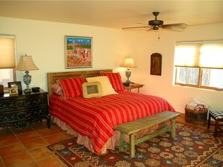 Taos house photo - Casa Corazon was designed with comfort in mind.