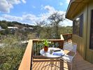A wraparound deck with fabulous views
