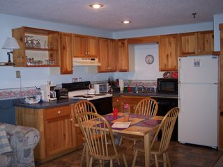 Carrabassett Valley condo photo - Kitchen