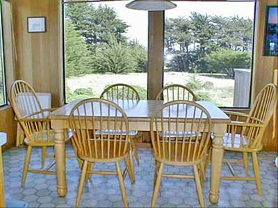 Sea Ranch house rental