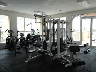 Fajardo apartment photo - gym