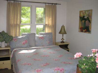 Vineyard Haven house rental - Queen Bed