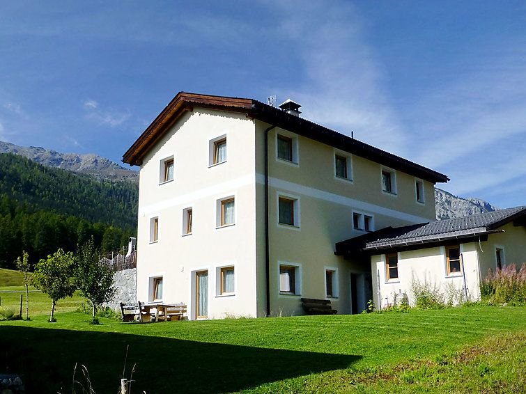 Apartment 86663, Fuldera, Grisons