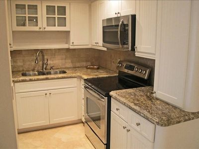 Brand New Kitchen with new stainless appliances and granite.