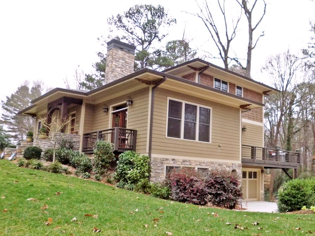 The Large 39 Prairie Style 39 House Is Inspired By Frank