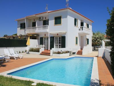 Bougainvilleas Villa - House w / Pool in Height village 800 meters from the Beach, AL