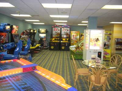The Gamesroom