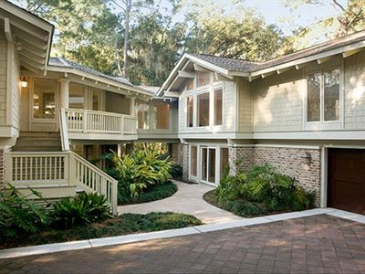 Sea Pines house rental - Hilton Head Sea Pines real estate is the best vacation. It is true!