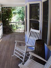 Mariposa farmhouse photo - Front Porch