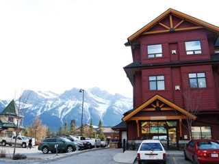 Canmore condo photo - Building exterior