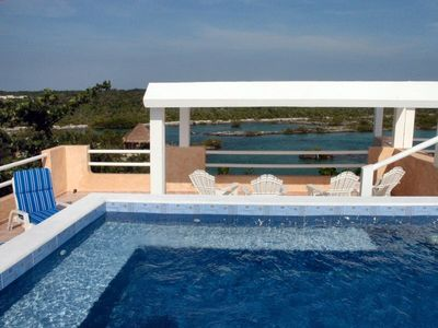 Cool off during the day or watch the stars at night: Rooftop pools (Twonhouse)